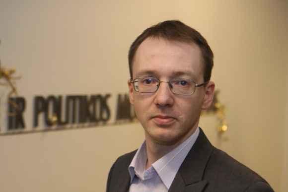 Politologas T.Janeliūnas