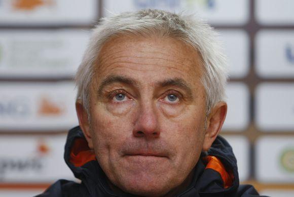 Bertas van Marwijkas trauksis po 2012 metų Europos futbolo čempionato.