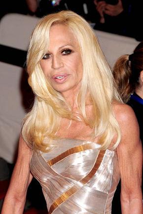 AOP nuotr./Donatella Versace