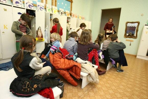 Manoma, kad ikimokyklinuko krepšelis paskatins kurti privačius vaikų darželius.