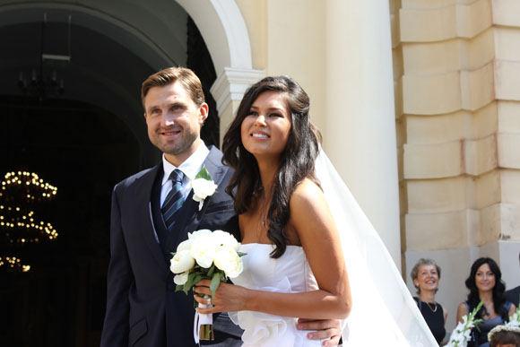 Ž. Baryso nuotr./Arvydas ir Viktorija Macijauskai
