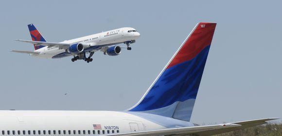 "Kompanijos ""Delta"" lėktuvai"