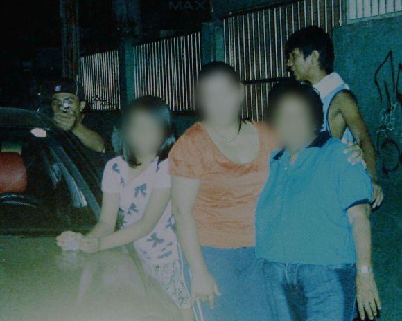 Priešmirtinėje Reynaldo Dagsos nuotraukoje matyti ir žudikas, ir jo bendrininkas.
