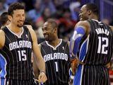 """""""Reuters""""/""""Scanpix"""" nuotr./Hedo Turkoglu (kairėje) trigubą dublį NBA lygoje atliko trečią kartą per savo karjerą."""