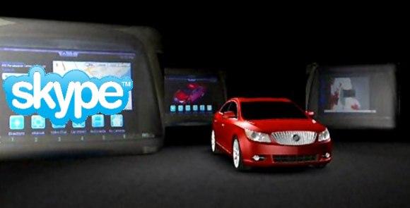 """""""Skype"""" pokalbiai keliasi į automobilius"""