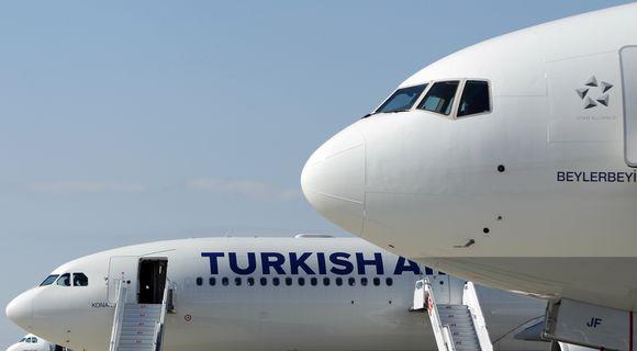 """Turkish Airlines"""