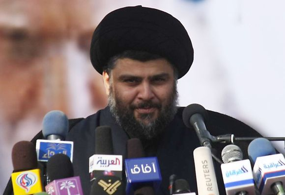 Dvasininko Moqtados al Sadro sugrįžimas