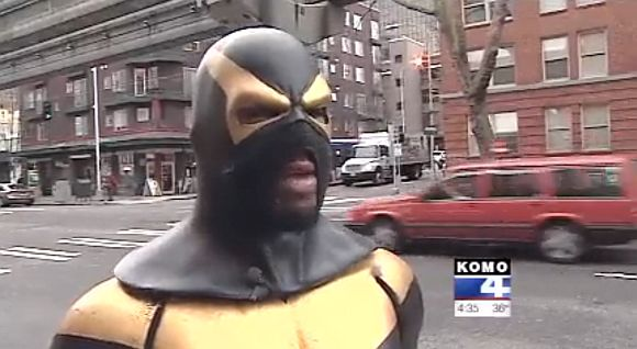 Superherojus Phoenixas Jonesas – Sietlo Sargybinis
