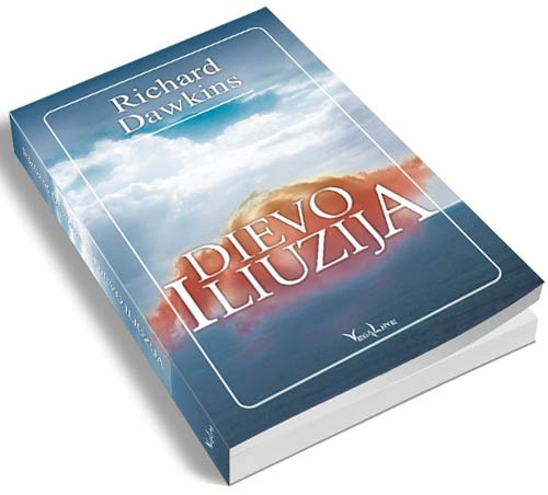 "Knyga ""Dievo iliuzija"""
