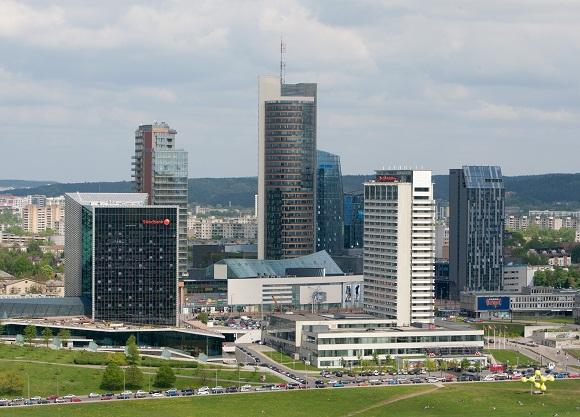 Vilniaus panorama