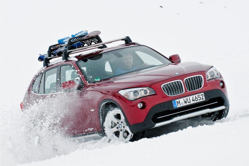 """""""BMW X1 xDrive28i"""""""