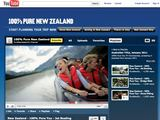 """15min.lt nuotr./Užsienio valstybės aktyviai naudoja socialinius tinklus, antai Naujoji Zelandija svetainėje """"YouTube"""" turistus vilioja įspūdingais vaizdo klipais. Čia pat galima susiplanuoti savo kelionę, rasti žemėlapį, informaciją apie šalį, viešbučius ir kt."""