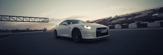 """Nissan GT–R"""