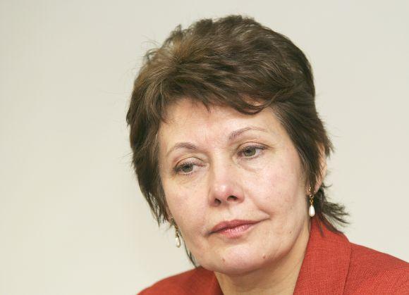 Lietuvos teatro, muzikos ir kino muziejaus direktorė Regina Lopienė