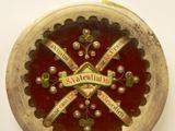 Bpmuziejus.lt nuotr./Šv.Valentino relikvijorius