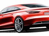 Audi nuotr./Koncepcinis Audi A3 sedanas