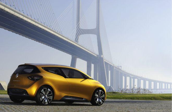"""Renault R-Space Concept"""