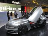 """Reuters""/""Scanpix"" nuotr./""Saab PhoeniX"" koncepcinis automobilis"