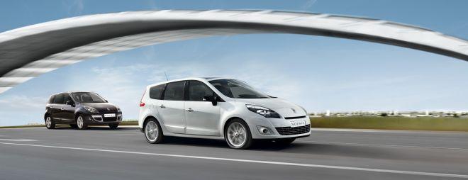 """Renault Scenic"" šeima"