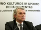 Andriaus Ufarto/BFL nuotr./KKSD generalinis direktorius Klemensas Rimšelis
