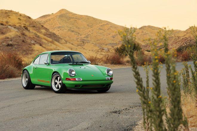 """""""Singer 911"""" – mūsų svajonių automobilis"""