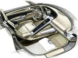 Gamintojo nuotr./Porsche 918 Hybrid eskizai