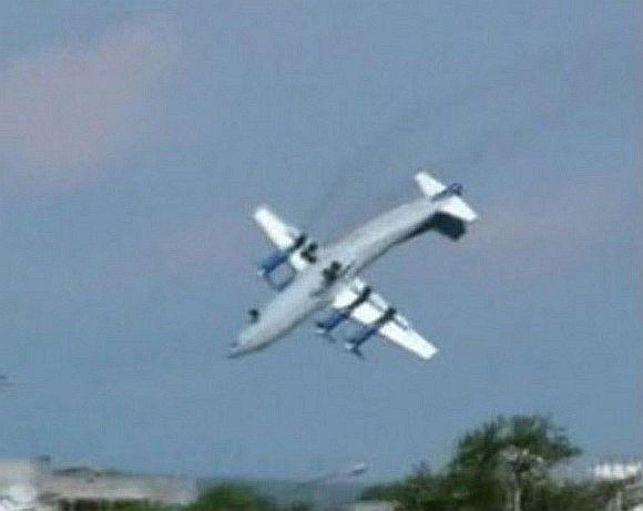 An-12 katastrofa