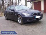 Lenkijos policijos/policja.pl nuotr./Prancūzijoje vogtas BMW, kurį vairavo Lenkijoje sulaikytas lietuvis