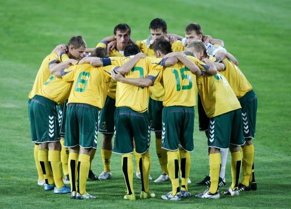 Lietuvos jaunimo futbolo rinktinė