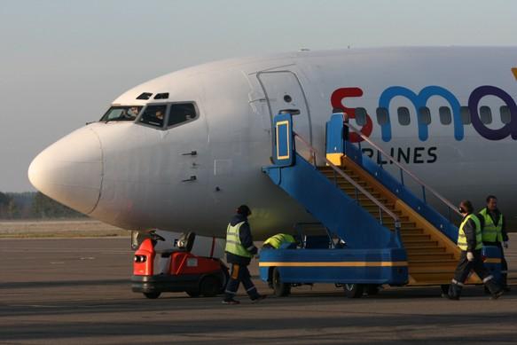 Palangos oro uostas pernai turėjo per 102 tūkst. keleivių.