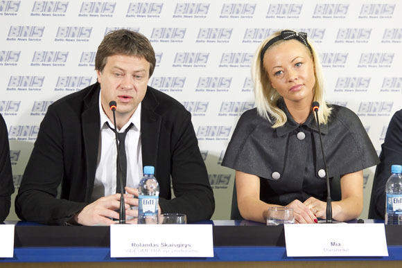Viganto Ovadnevo nuotrauka/Rolandas Skaisgirys ir Vilija Pilibaitytė-Mia
