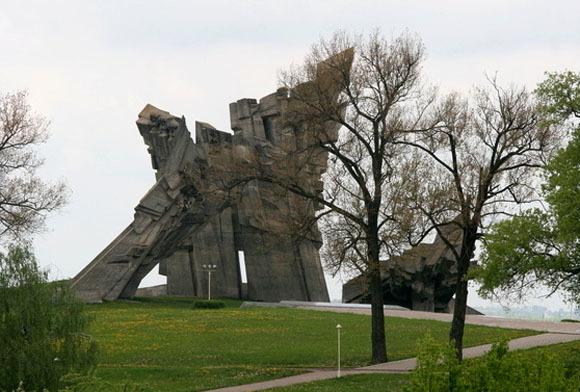Eriko Ovčarenko/15min.lt nuotr./IX forto muziejaus teritorija