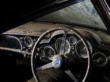 """Organizatorių nuotr./Daržinėje atrastas apleistas """"Aston Martin DB4 Convertible"""""""