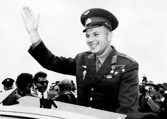 Jurijus Gagarinas viena diena prieš skrydį į kosmosą