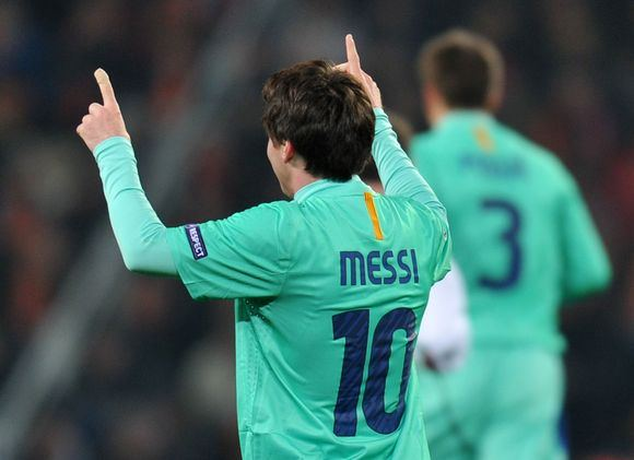 Scanpix nuotr./Lionelis Messi