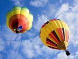 LaisvalaikioDovanos.lt nuotr./Skrydis oro balionu