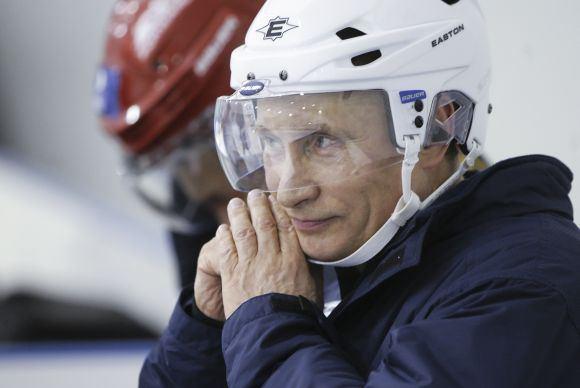 Reuters/Scanpix nuotr./Vladimiras Putinas