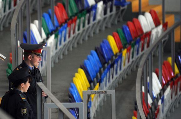 Maskvoje prasidėjo pasaulio dailiojo čiuožimo čempionatas.