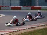 Komandos nuotr./Lietuviai BNL čempionato kartingų lenktynėse