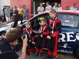 """Komandos nuotr./""""BMW ROAL Motorsport"""" priėmė lietuvius"""