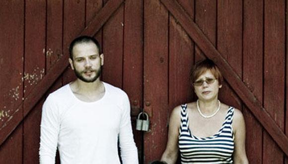 Agnės Gintalaitės nuotr./Rimas Valeikis su mama Rima
