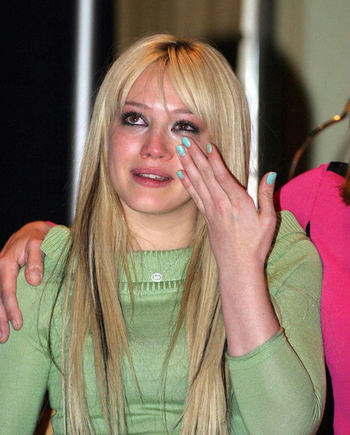 AOP nuotr./Hilary Duff