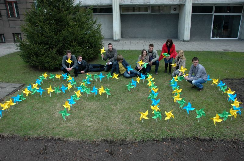 Per festivalio uždarymą VDU Studentų atstovybė atšvęs ir savo gimtadienį.