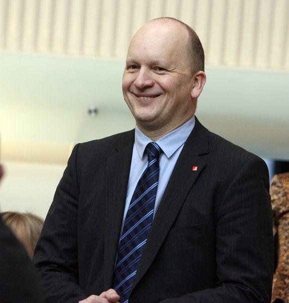 K.Kriščiūnas tikisi išjudinti įstrigusius Kauno miesto plėtros projektus.