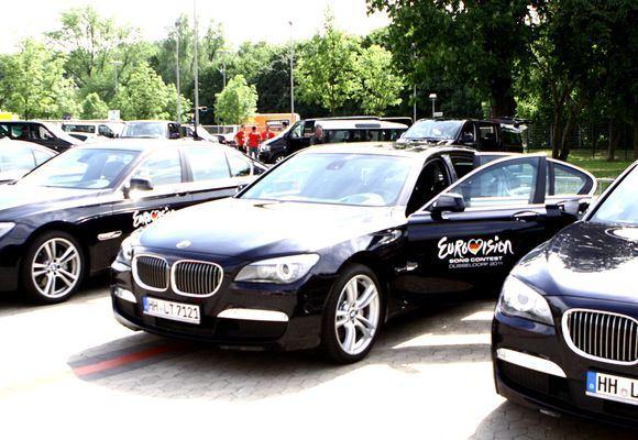 Irmanto Gelūno/15min.lt nuotr./BMW automobiliai Diuseldorfe