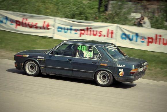 Andriaus Lauciaus nuotr./Fast Lap lenktynės