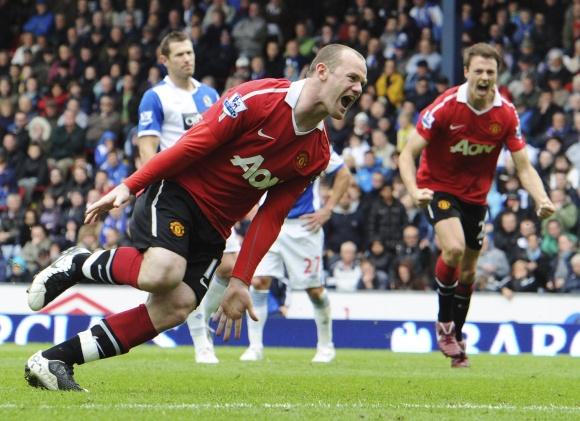 Wayne'o Rooney triumfas.