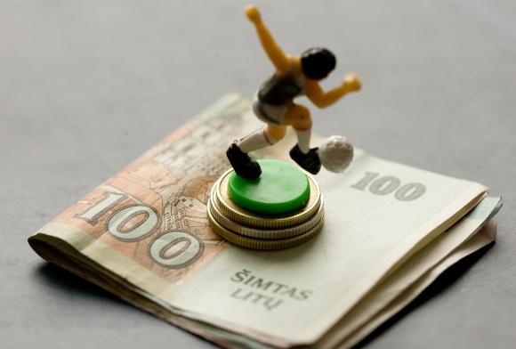 Iš sutartų varžybų, anot FIFA, nusikaltėliai kasmet susižeria įspūdingas pinigų sumas.