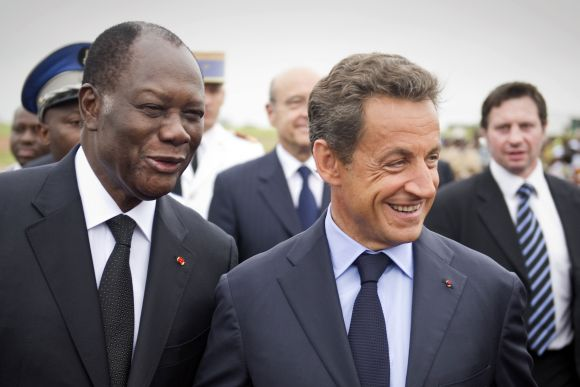 Alassane'as Ouattara