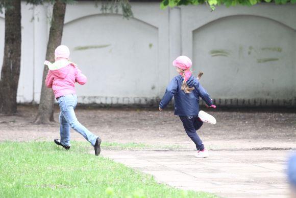 Žurnalisto eksperimetas: pavogti vaiką tikrai nesunku
